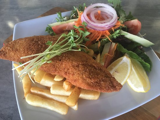 Cedar Park Fish and Chips - Yamba Accommodation