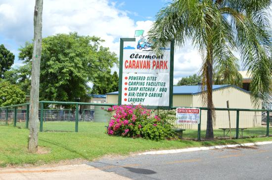 Clermont Caravan Park - Yamba Accommodation