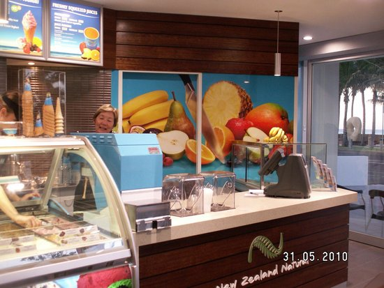 New Zealand Ice Creamery - Yamba Accommodation