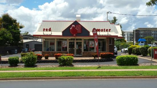 Red Rooster - Yamba Accommodation