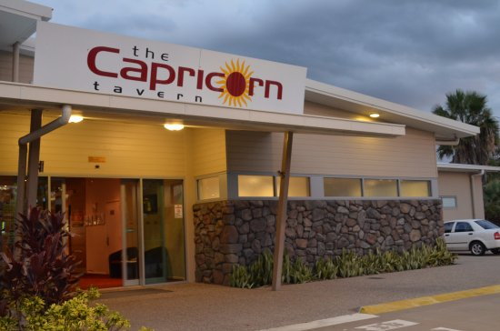The Capricorn Tavern - Yamba Accommodation