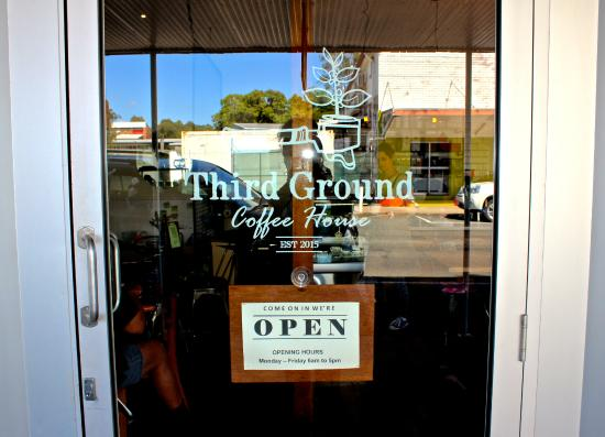 Third Ground Coffee House - Yamba Accommodation