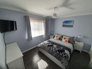 Ocean Beach Chalet 18 - Yamba Accommodation