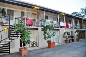 Sundial Holiday Units - Yamba Accommodation
