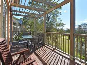 Villa Prosecco located within Cypress Lakes - Yamba Accommodation