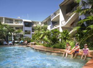 Flynns Beach Resort - Yamba Accommodation