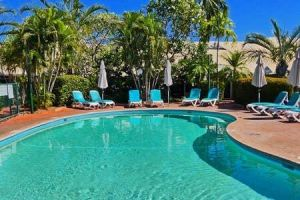 Cable Beach 1 bed RESORT apartment private Wifi - Yamba Accommodation