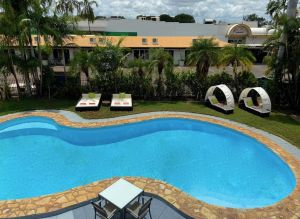 Katherine Motel - Yamba Accommodation