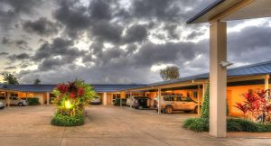 Tropixx Motel  Restaurant - Yamba Accommodation
